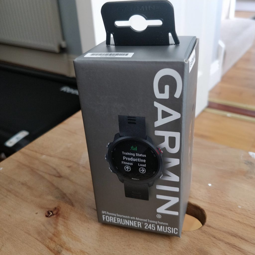garmin forerunner 245 music: my new toy fuelling my tech obsession